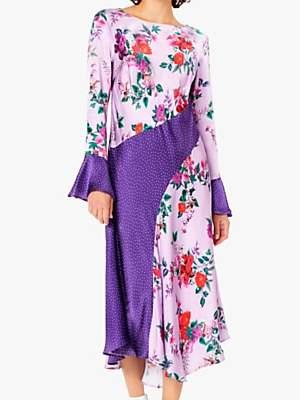 Ghost Tasmin Carly Dress, Forest Bloom