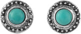 Sam Edelman Textured Stud Earring