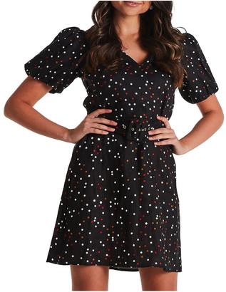 Stella Confetti Spot Dress