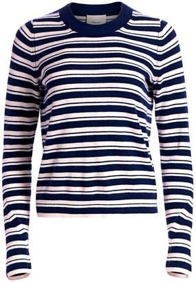 3.1 Phillip Lim Striped Cashmere Sweater