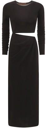 Andamane Gia Cutout Midi Dress