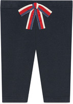 Gucci Baby jogging pant with Sylvie Web