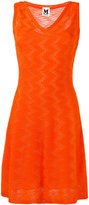 M Missoni v-neck dress - women - Polyester - 40