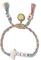 Venessa Arizaga Women's Unicorn Club Bracelet of Length 20.32cm