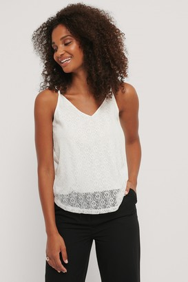 Trendyol Lace Knitted Top