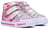 Skechers Kids' Shuffles High Top Sneaker Toddler/Preschool