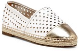 Sole Society Elodie Perforated Espadrille