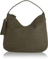 Anya Hindmarch Fergus brushed-leather tote