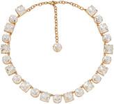 Ninon Anna Crystal Necklace in Diamond | FWRD