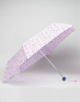 Cath Kidston Fulton Superslim Berry Blemish Umbrella