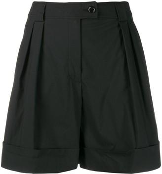 Moschino Pleat Detail Shorts