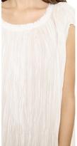 Derek Lam 10 Crosby Pleated Dress