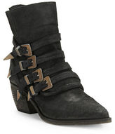 Free People Mason Leather Ankle Boots