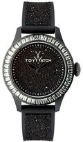 Toy Watch Toywatch Ladies Swarovski Glitter Strap Watch