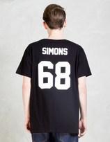Les (Art)ists Football Simons68 T-Shirt