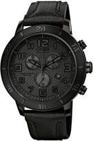 Citizen Drive from Eco-Drive Women's Leather Chronograph Watch - AT2205-01E