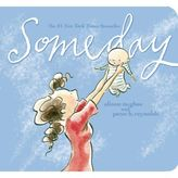 "Simon & Schuster ""Someday"" Board Book by Alison McGhee"