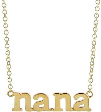 Jennifer Meyer Nana Necklace