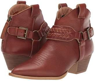 Dingo Keepsake (Cognac) Cowboy Boots