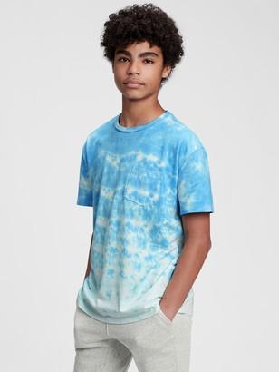 Gap Teen Organic Cotton Pocket T-Shirt