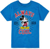 Disney Mickey Mouse Always Cool Graphic Tee - Boys 2-10