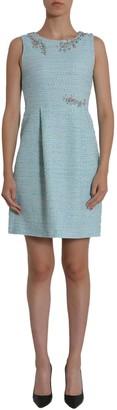 Boutique Moschino Tweed Dress