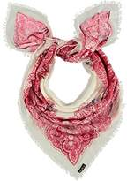 Fraas Women's Shawl - Red -