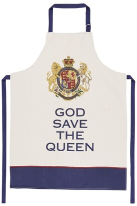 Harrods God Save The Queen Apron