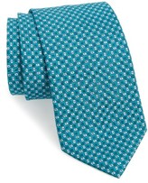 Brioni Men's Geometric Silk Tie
