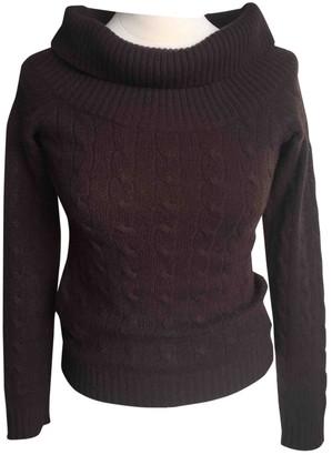 Ralph Lauren Brown Cashmere Knitwear for Women
