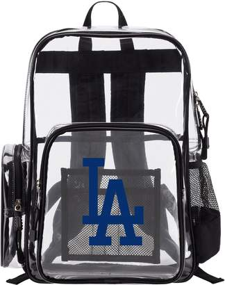 Northwest Company The Los Angeles Dodgers Dimension Clear Backpack
