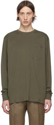 Cobra S.C. Khaki Jersey Long Sleeve T-Shirt