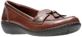 Clarks Ashland Bubble Leather Slip-On Loafer - Multiple Widths Available