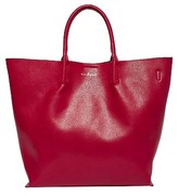 Urban Originals Butterfly Faux Leather Tote - Red