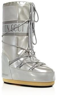 Moon Boot Women's Vinile Met Vinyl Snow Boots