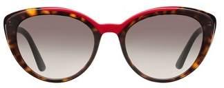 cfaa2cdd1 Prada Beige Women's Eyewear - ShopStyle