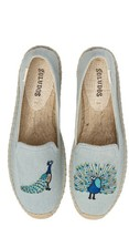 Soludos Women's Peacock Espadrille Loafer