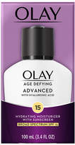 Olay Age Defying Advanced Hydrating Moisture Wipes SPF15