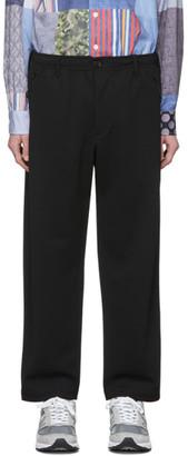 Engineered Garments Black Diamond Knit Leisure Pants