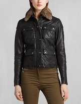 Belstaff Attebury Four Pocket Jacket Black