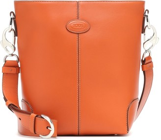Tod's D-Styling Small leather bucket bag
