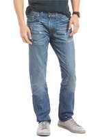 True Religion Geno Flap Relaxed Taper Jeans