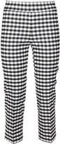 Thumbnail for your product : Avenue Montaigne Multicolor Viscose Trousers