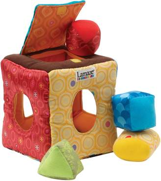 Lamaze Soft Sorter Cube