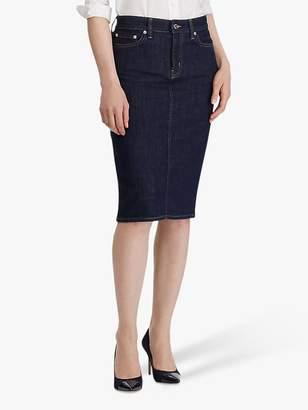 Ralph Lauren Ralph Daniela Denim Skirt, Rinse Wash