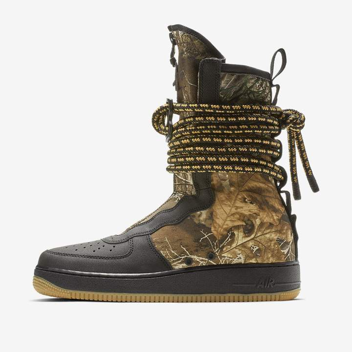 Men's Boot SF Air Force 1 High Realtree