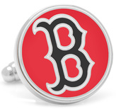 Ice Classic Red Boston Red Sox Cufflinks