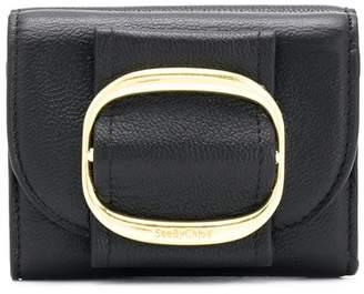 See by Chloe buckle wallet