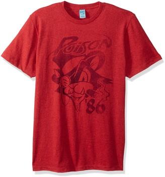 American Classics Unisex-Adults Poison 86 Short Sleeve T-Shirt