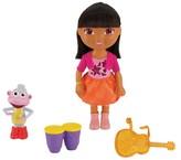 Dora the Explorer Musical Adventure & Boots Playset